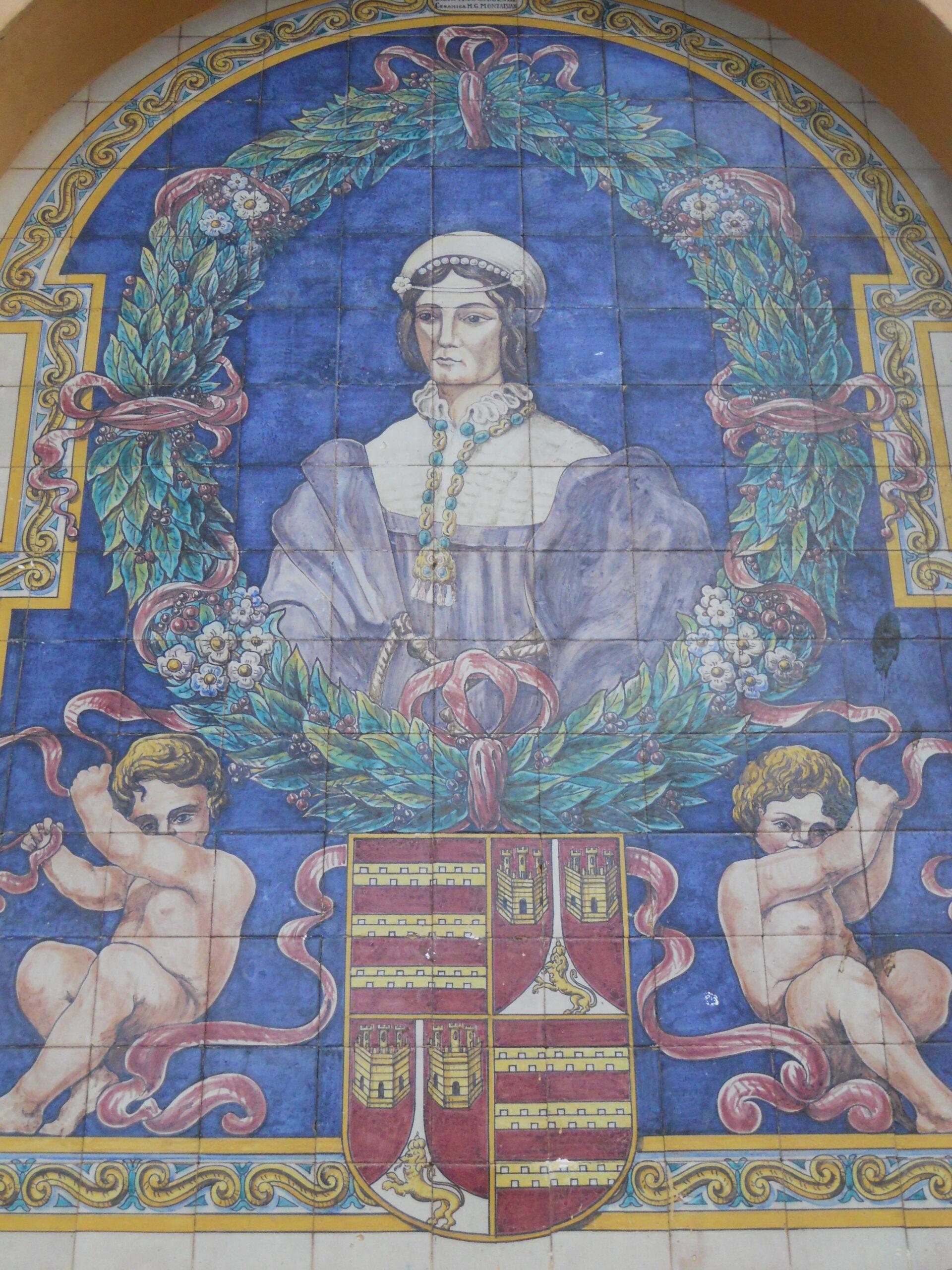 Catalina de Ribera