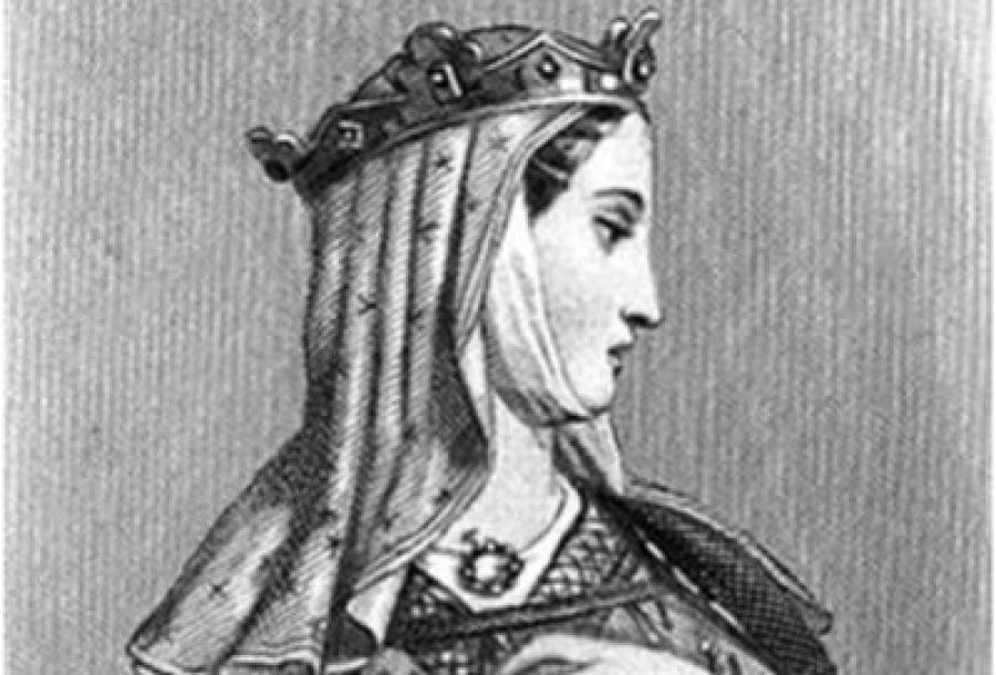 Doña Blanca de Borbón